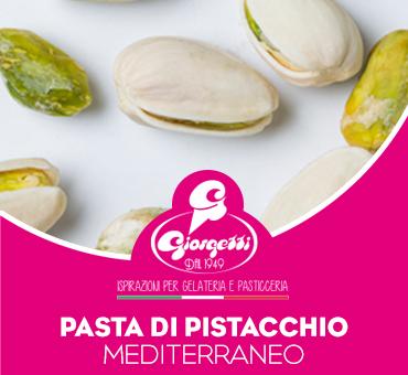 Pasta di Pistacchio Mediterraneo